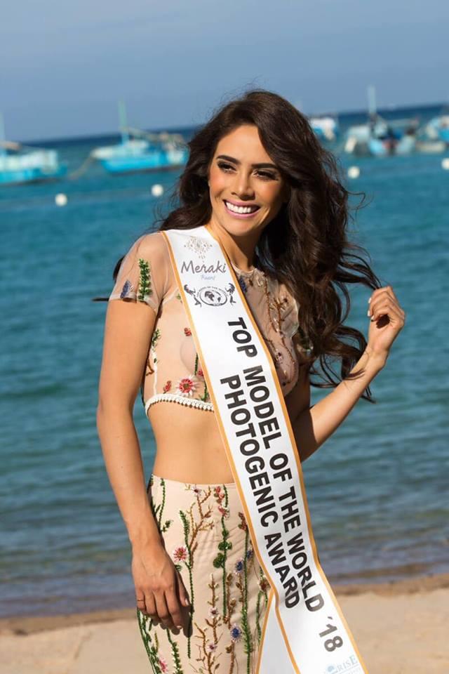 ivonne hernandez, semifinalista de top model of the world 2018. - Página 5 48407410