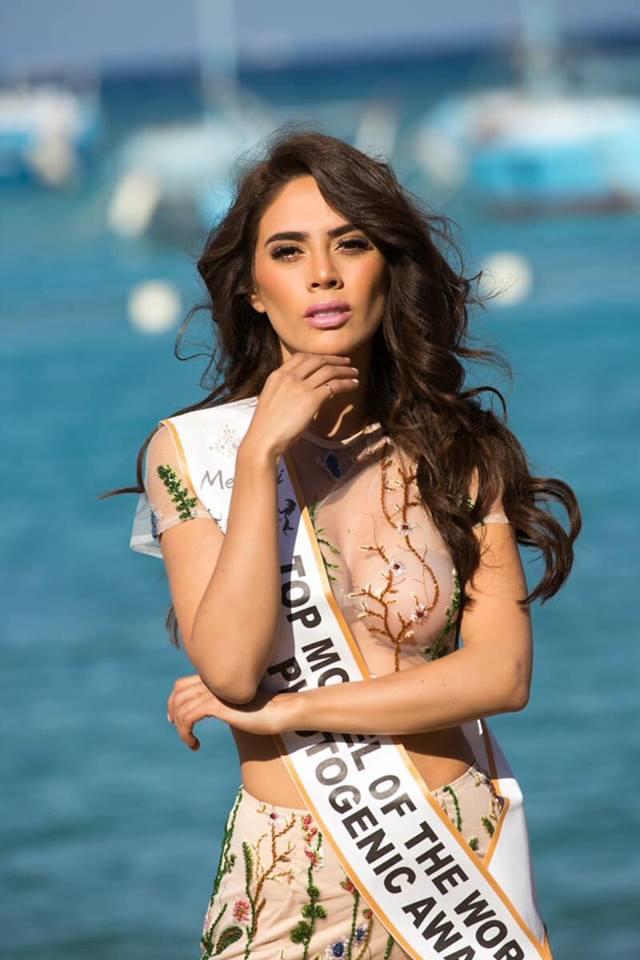 ivonne hernandez, semifinalista de top model of the world 2018. - Página 5 48423410