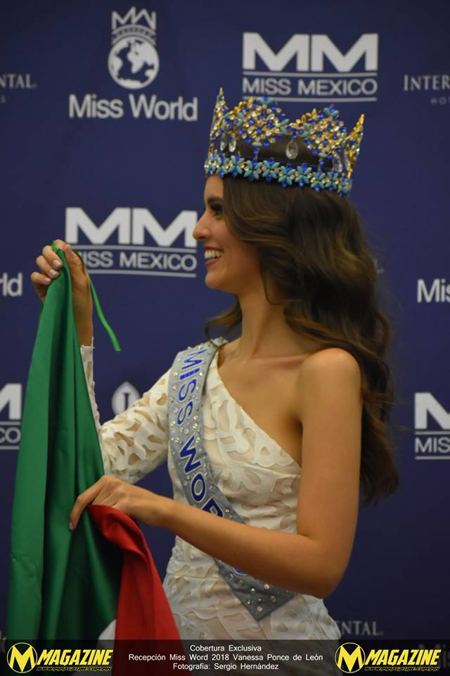 vanessa ponce de leon, miss world 2018. I - Página 29 49265710