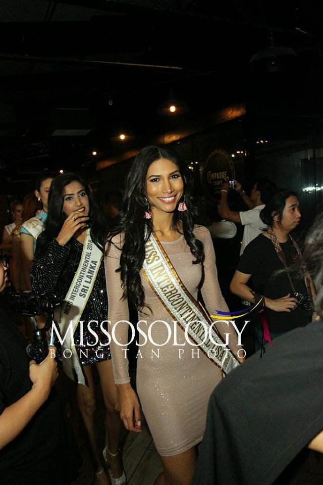 marianny egurrola, top 20 de miss intercontinental 2018-2019. - Página 2 49267010