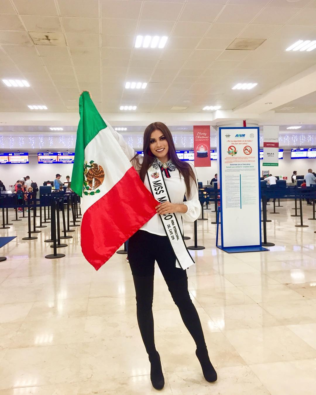 monica hernandez reynaga, mexico para reynado internacional cafe 2019. - Página 2 49284510