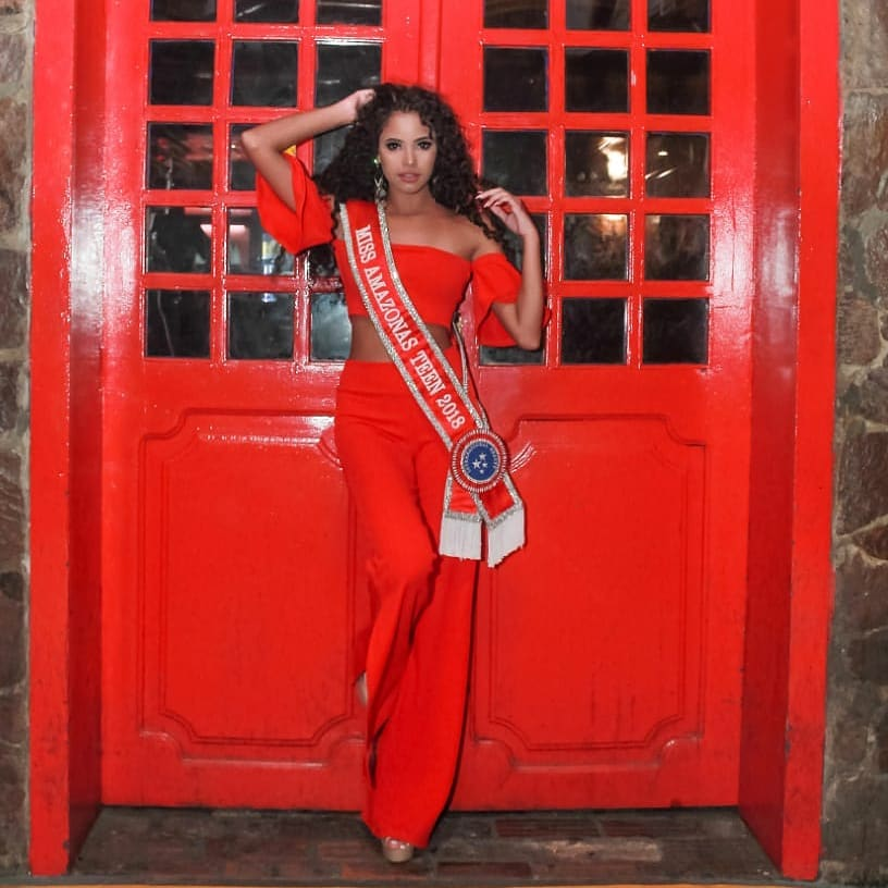 ingrid lorena, candidata a miss amazonas 2019. 49327512