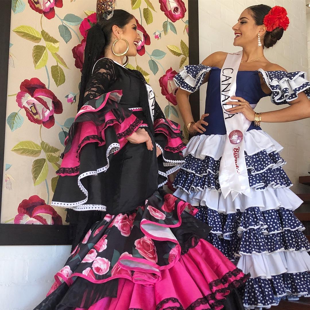 maria sofia contreras trujillo, segunda finalista de reynado internacional cafe 2019. - Página 5 49332610