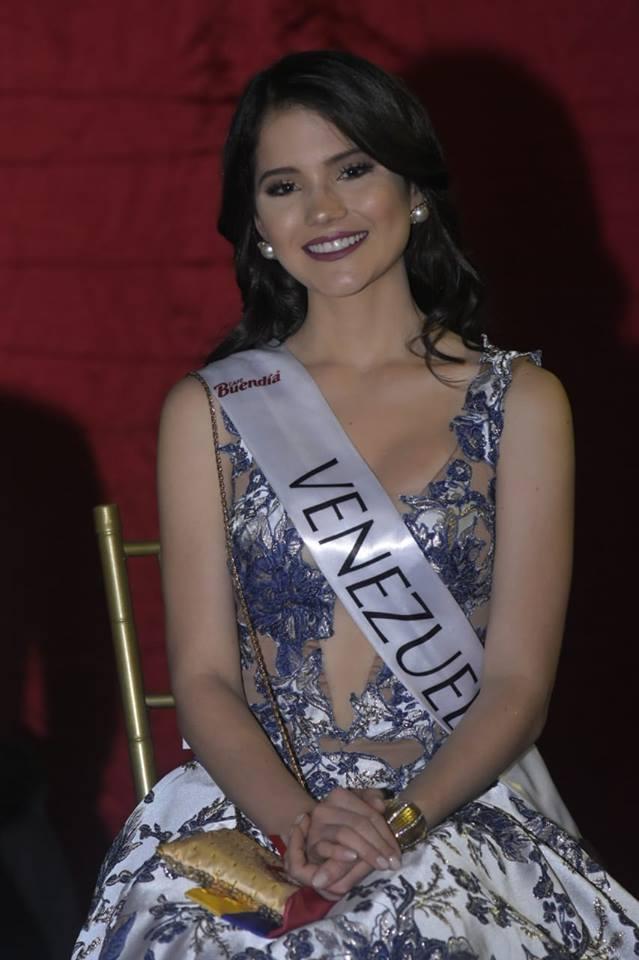 maria sofia contreras trujillo, segunda finalista de reynado internacional cafe 2019. - Página 7 49335410