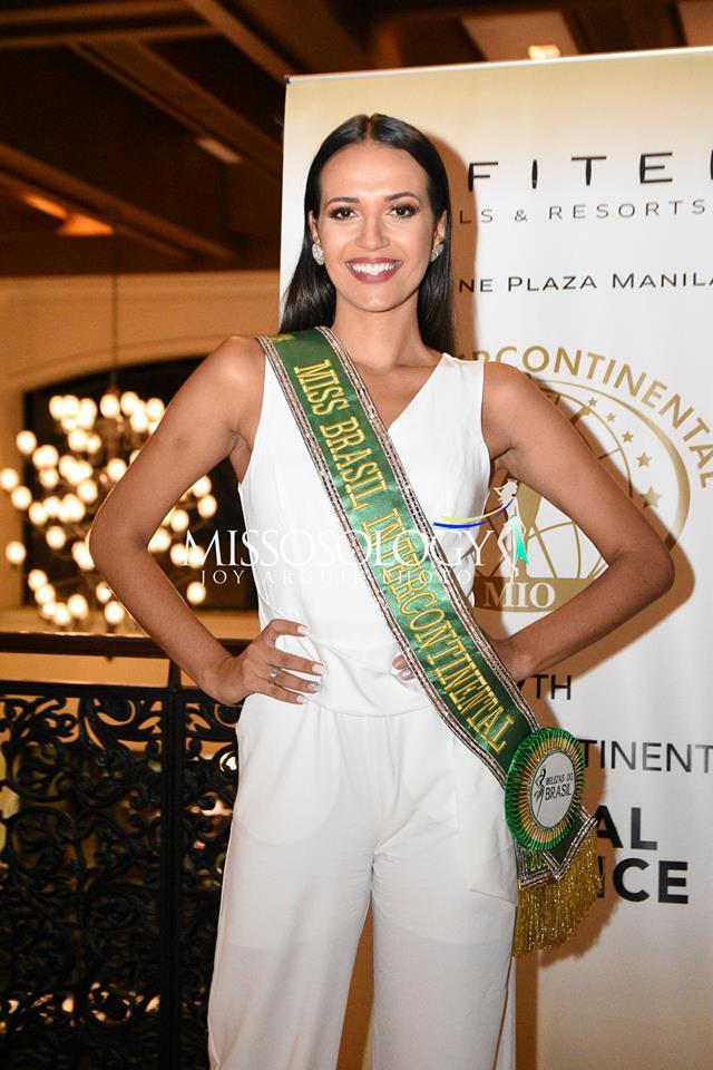 flavia polido, miss brasil intercontinental 2018-2019. - Página 2 49343310