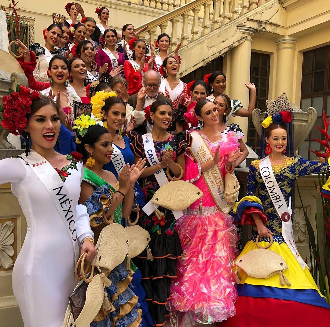 monica hernandez reynaga, mexico para reynado internacional cafe 2019. - Página 2 49360310