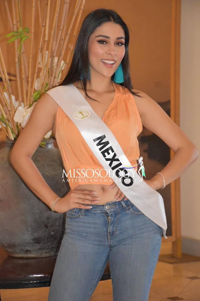 ivanna lobato barradas, top 20 de miss intercontinental 2018-2019. - Página 3 49380410
