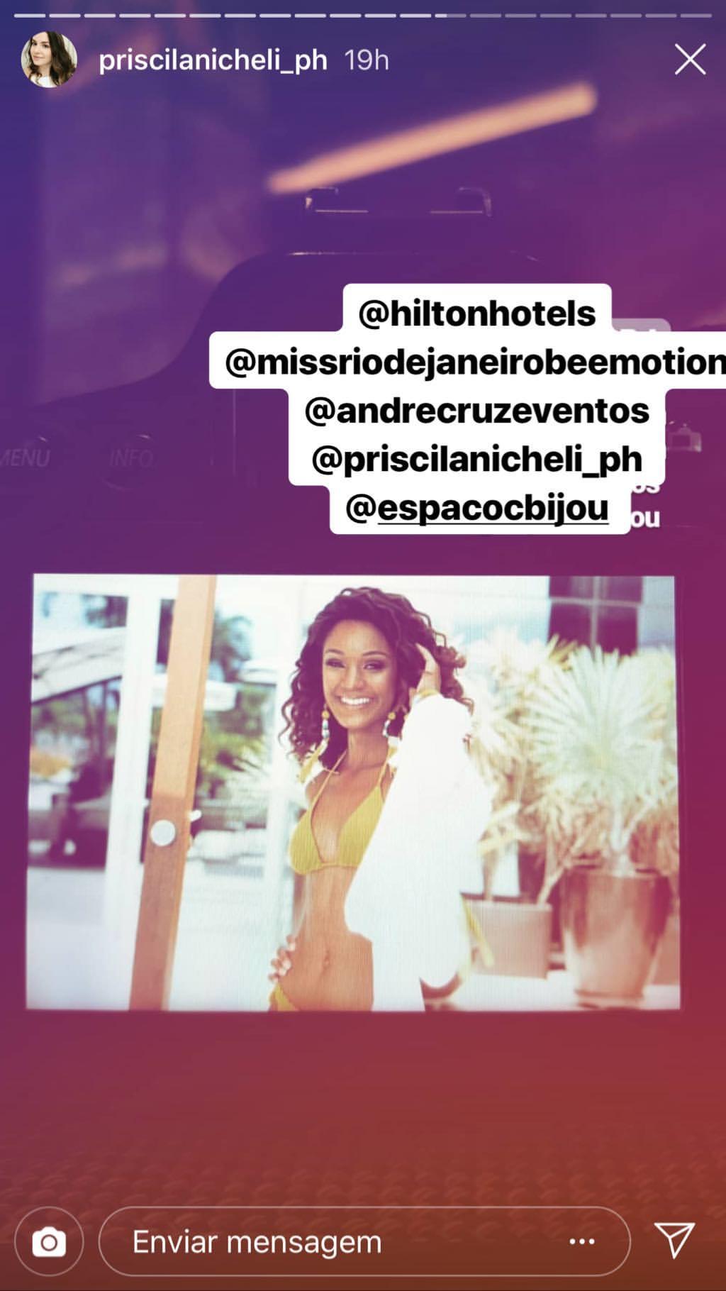 thaina de oliveira, miss teresopolis 2019. - Página 3 49422010