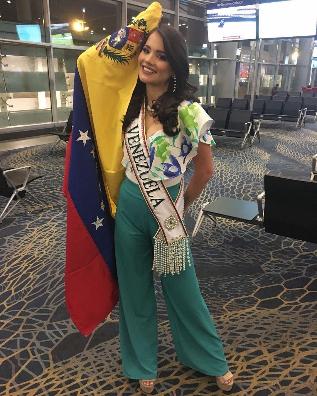 maria sofia contreras trujillo, segunda finalista de reynado internacional cafe 2019. - Página 2 49438310