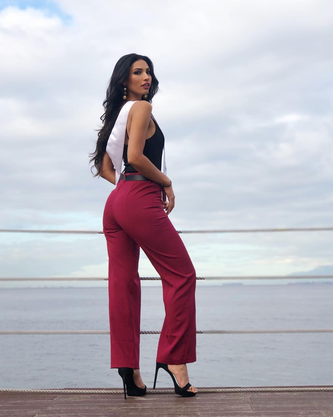marianny egurrola, top 20 de miss intercontinental 2018-2019. - Página 6 49455611