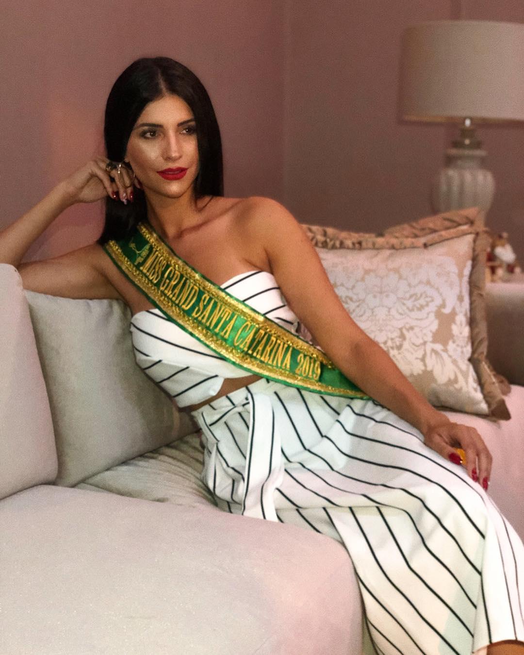 thylara brenner, miss brasil continentes unidos 2019. - Página 3 49519910