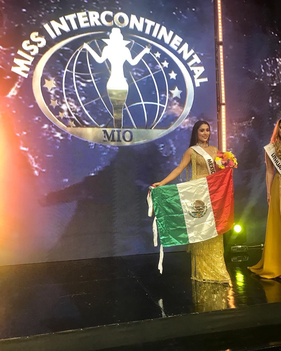 ivanna lobato barradas, top 20 de miss intercontinental 2018-2019. - Página 4 49527610