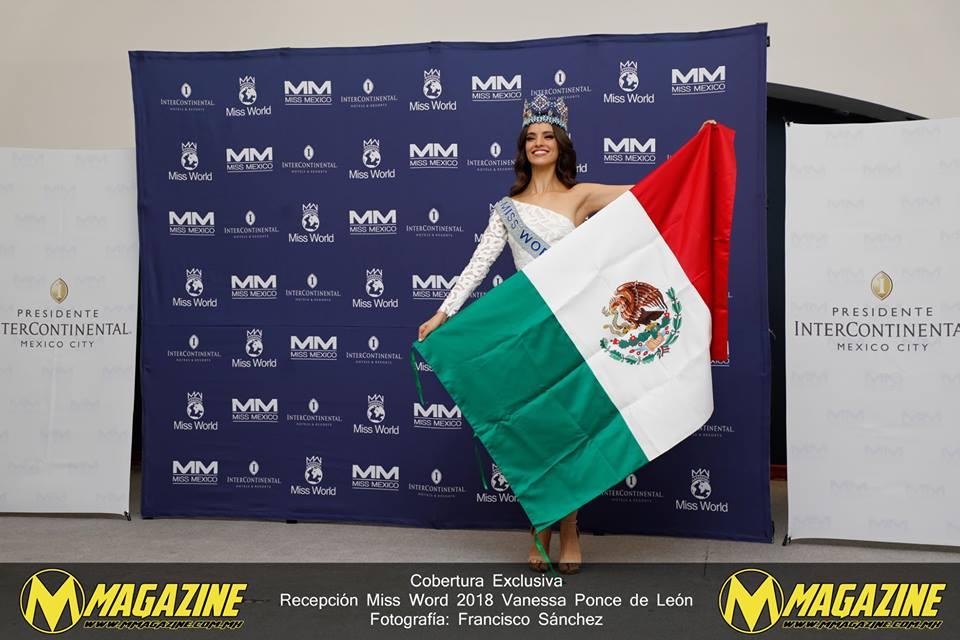 vanessa ponce de leon, miss world 2018. I - Página 29 49550312