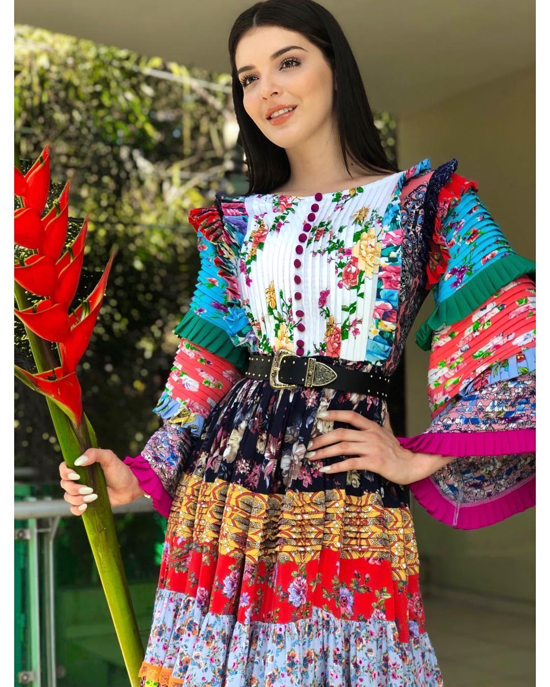 andrea toscano, mexicana universal 2018.  - Página 25 49573713