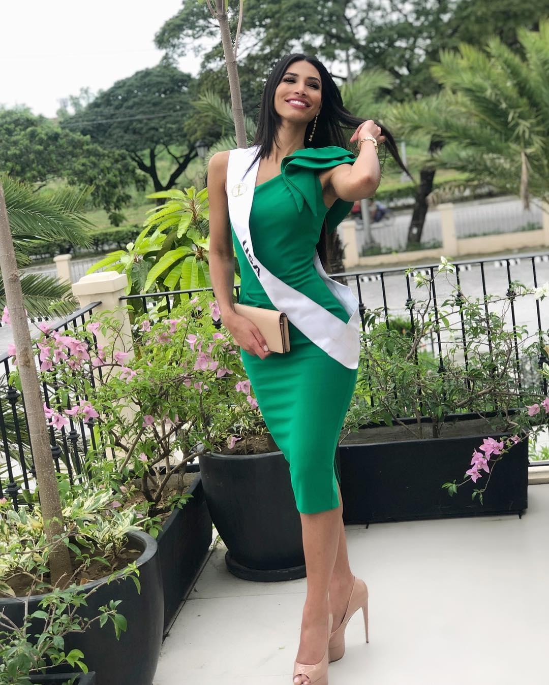 marianny egurrola, top 20 de miss intercontinental 2018-2019. - Página 5 49577010