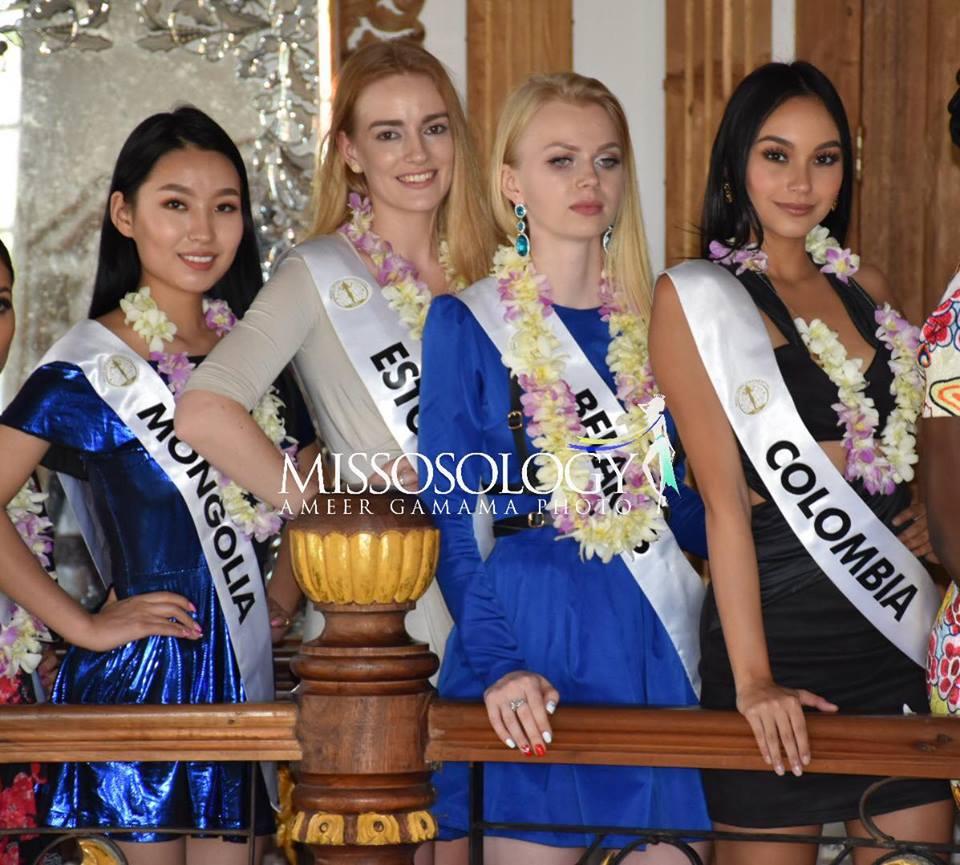 hillary hollman, 3rd runner-up de miss intercontinental 2018-2019. - Página 4 49579910