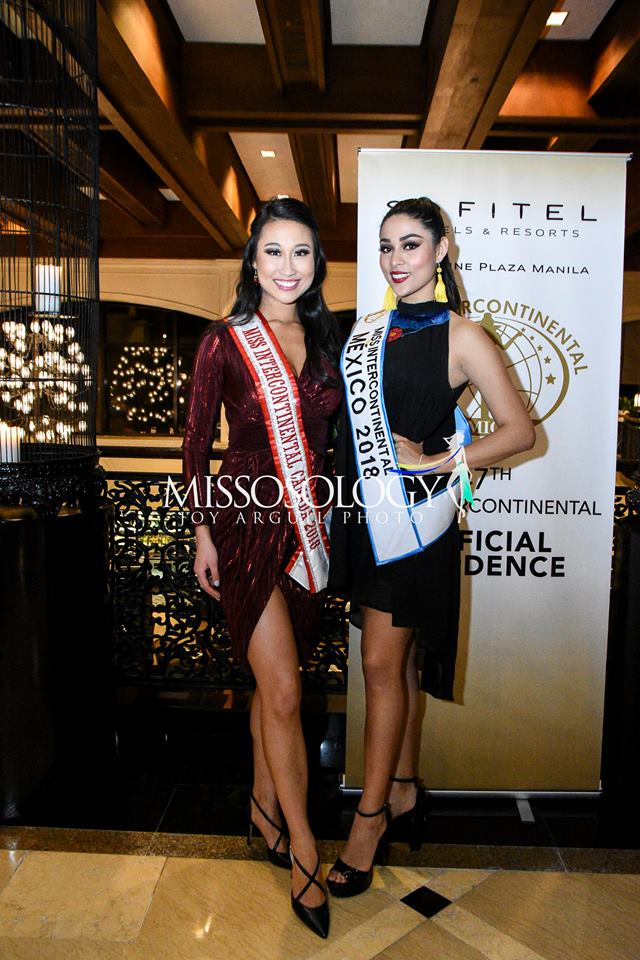 ivanna lobato barradas, top 20 de miss intercontinental 2018-2019. - Página 2 49589710