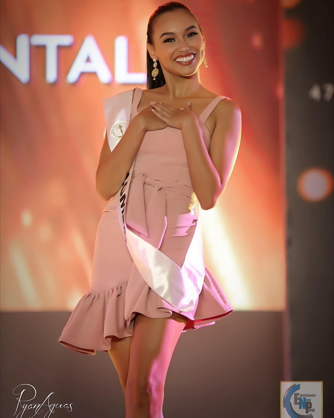 hillary hollman, 3rd runner-up de miss intercontinental 2018-2019. - Página 3 49601710
