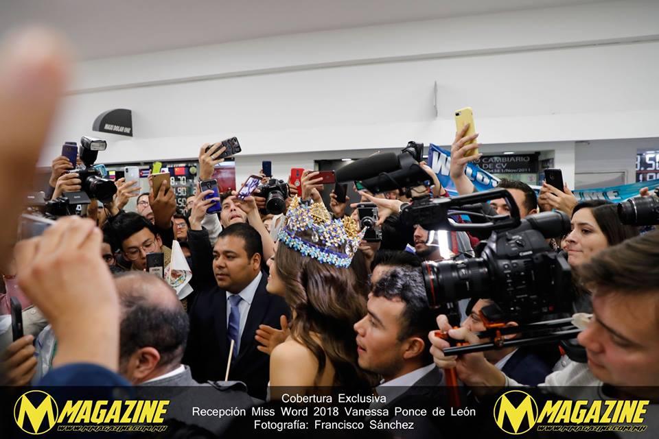 vanessa ponce de leon, miss world 2018. I - Página 29 49661411