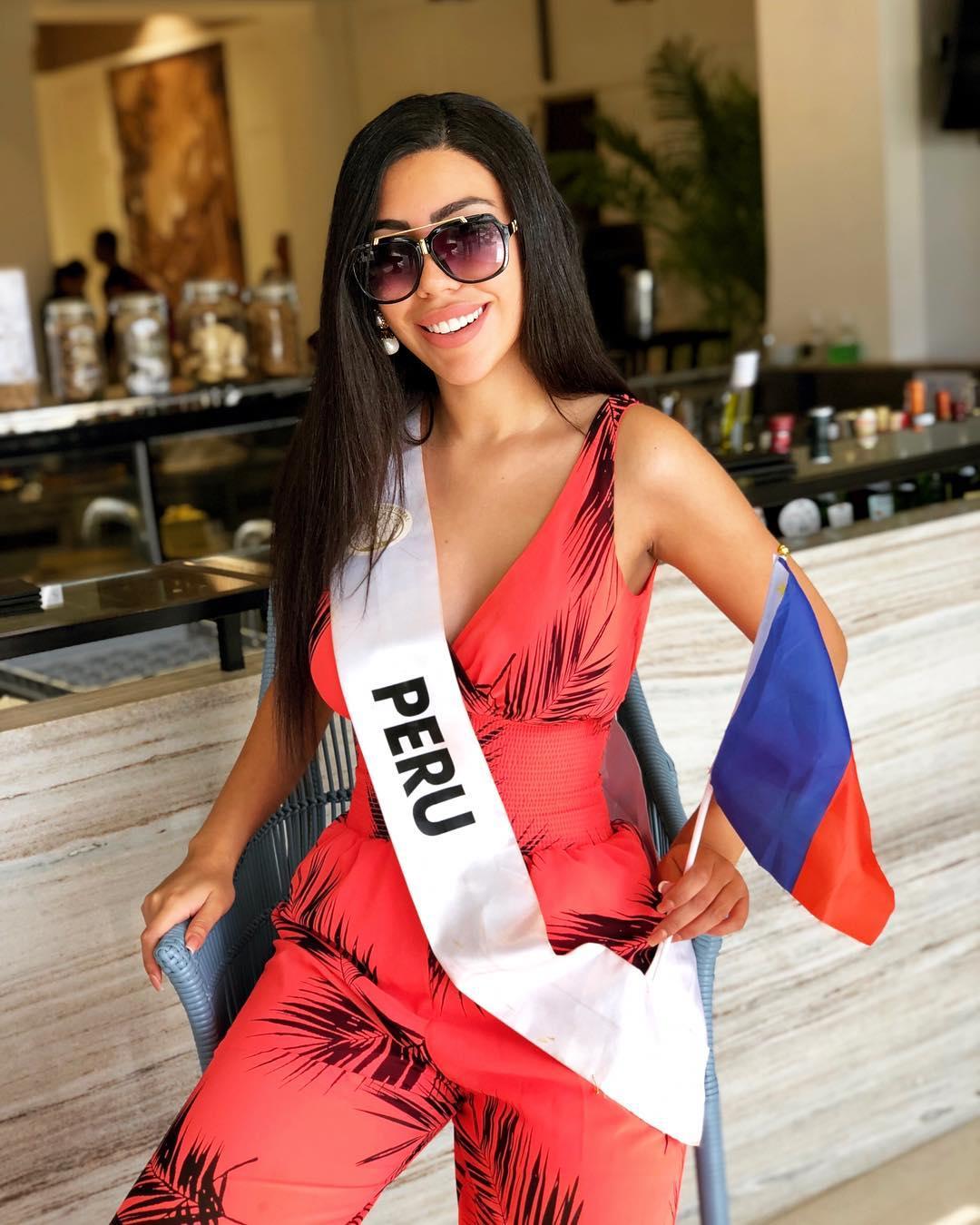 giuliana valenzuela, miss intercontinental peru 2018-2019. - Página 4 49668411