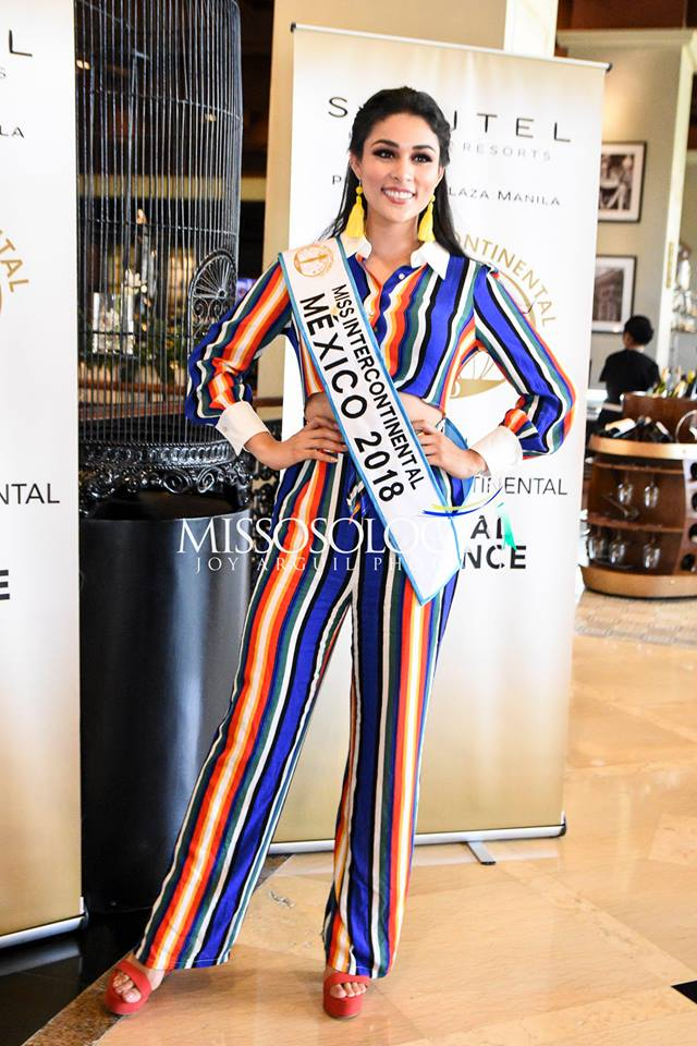 ivanna lobato barradas, top 20 de miss intercontinental 2018-2019. - Página 2 49690810