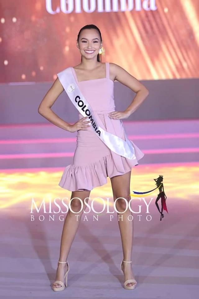 hillary hollman, 3rd runner-up de miss intercontinental 2018-2019. - Página 2 49704110