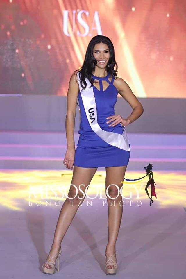 marianny egurrola, top 20 de miss intercontinental 2018-2019. - Página 2 49719610