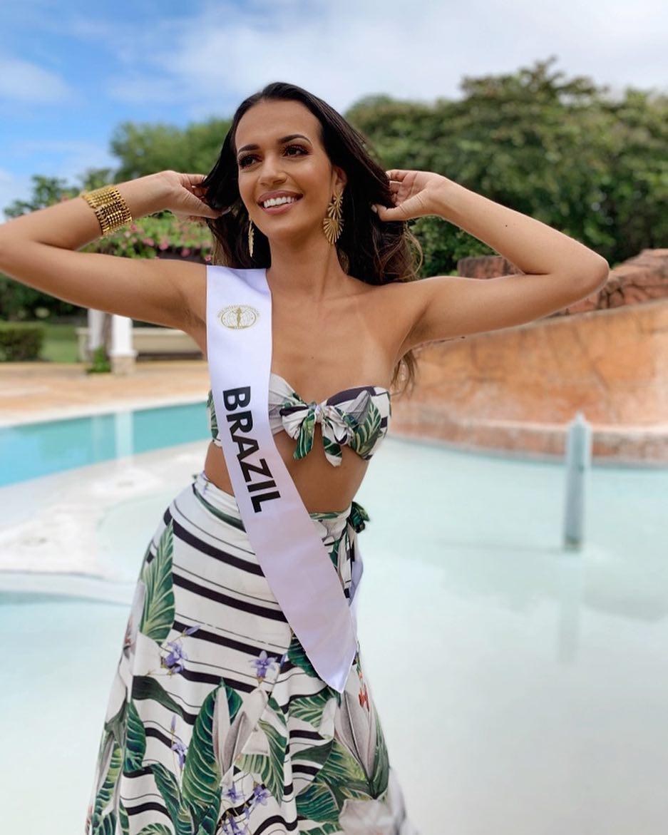 flavia polido, miss supranational abcd 2020/miss brasil intercontinental 2018-2019. - Página 3 49729410