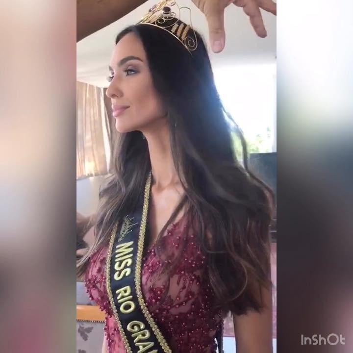 bianca scheren, top 5 de miss brasil universo 2019. - Página 3 49781410