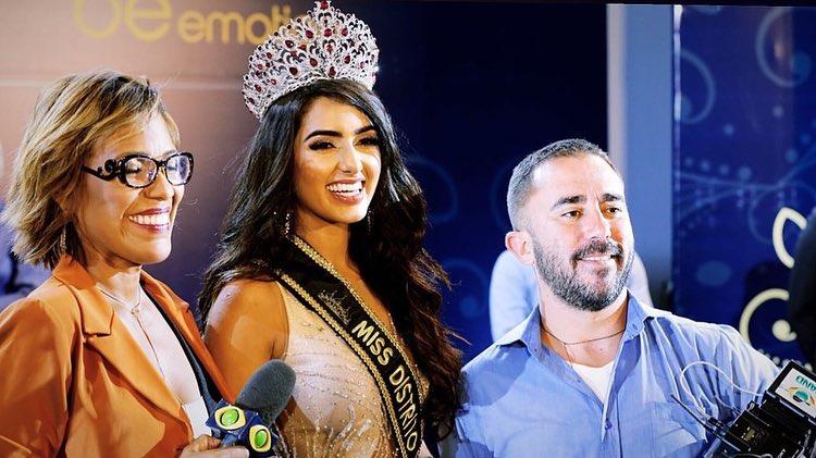 gabriela borges, miss distrito federal 2019, segunda finalista de miss all nations 2016. - Página 5 49786110