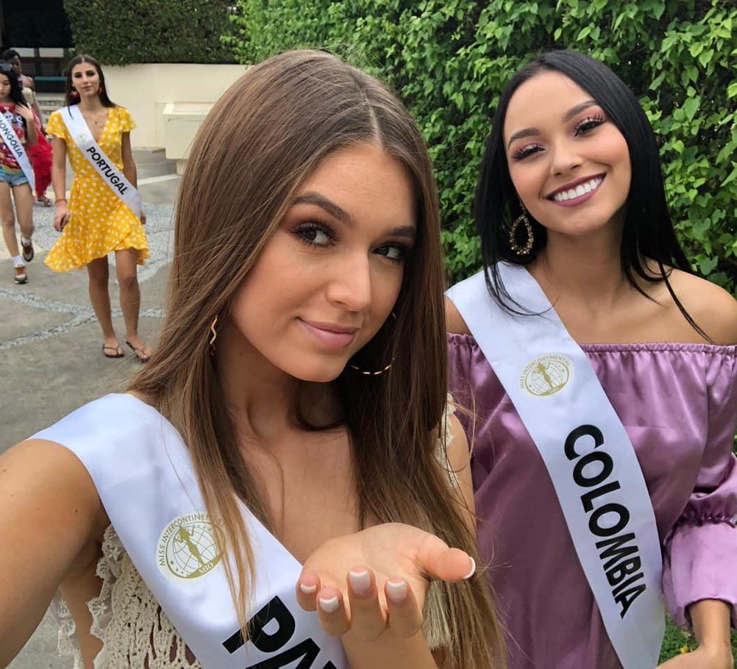 hillary hollman, 3rd runner-up de miss intercontinental 2018-2019. - Página 2 49800410