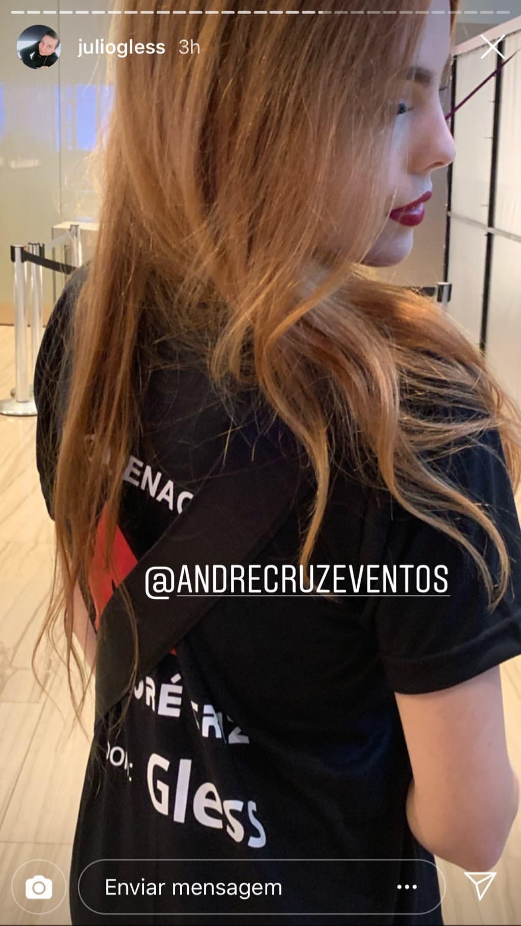 nathalie de oliveira, miss bom jardim 2019/1st runner-up de miss international queen 2016. - Página 9 49833310
