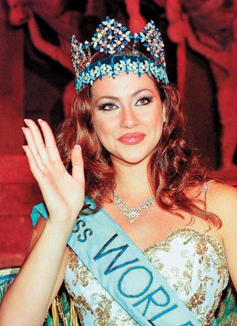 irene skliva, miss world 1996. 49842911
