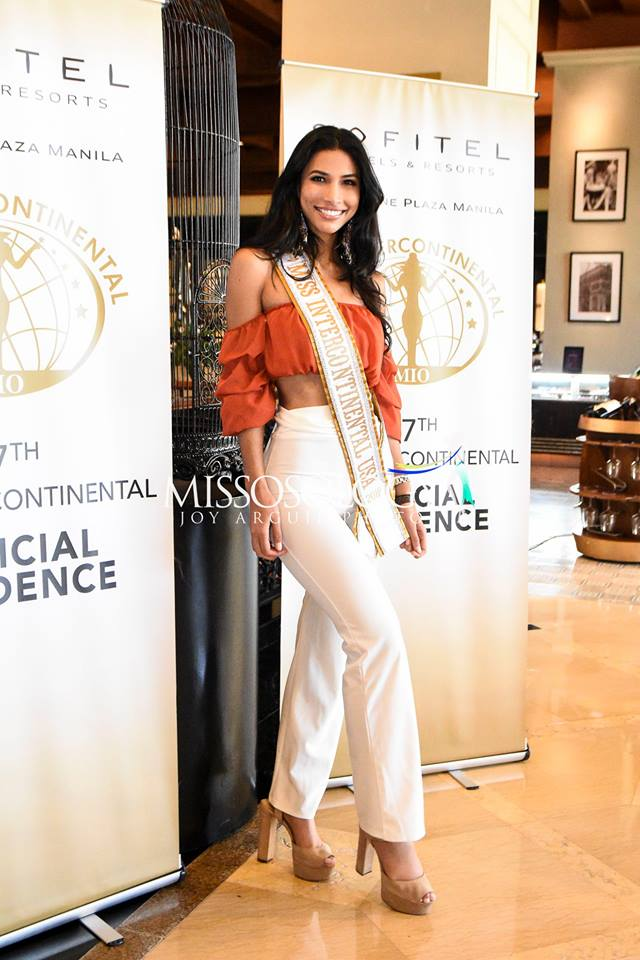 marianny egurrola, top 20 de miss intercontinental 2018-2019. - Página 2 49855610