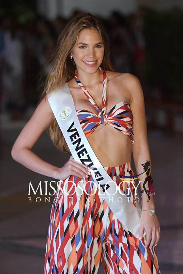 gina bitorzoli, miss intercontinental venezuela 2018-2019. - Página 2 49895510
