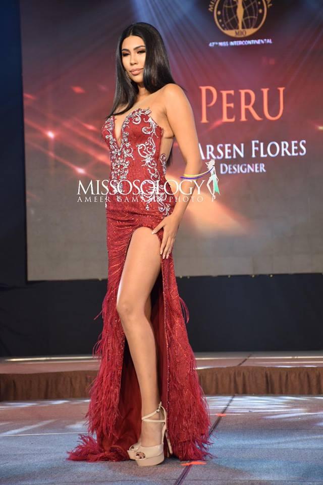 giuliana valenzuela, miss intercontinental peru 2018-2019. - Página 3 49899310