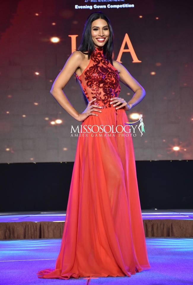 marianny egurrola, top 20 de miss intercontinental 2018-2019. - Página 5 49899611