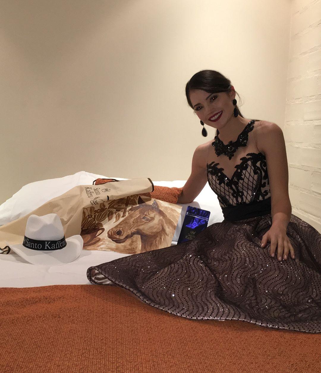 maria sofia contreras trujillo, segunda finalista de reynado internacional cafe 2019. - Página 5 49907010