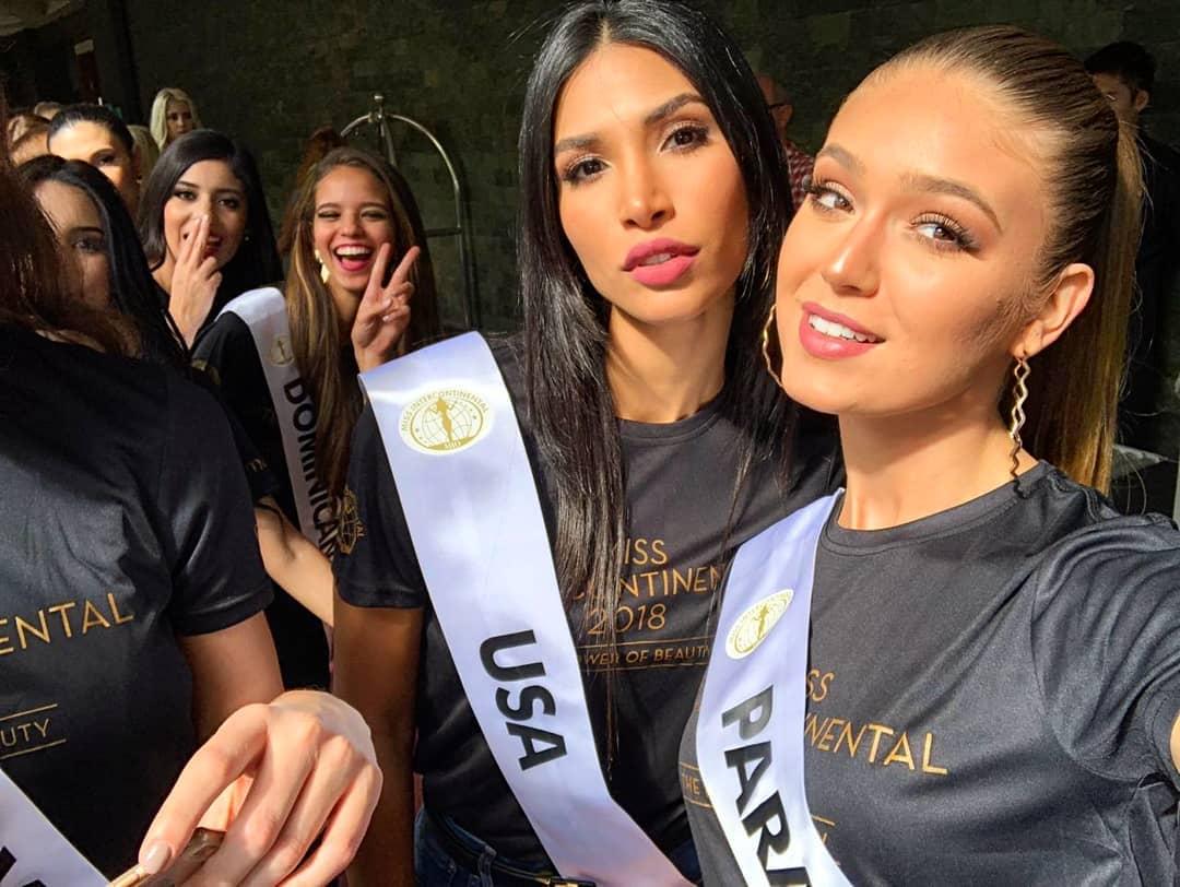 marianny egurrola, top 20 de miss intercontinental 2018-2019. - Página 3 49907411