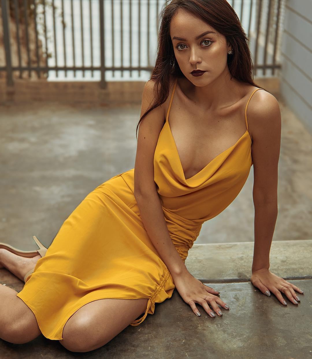 alexandra morillo, top 10 de miss asia pacific international 2019. 49907415