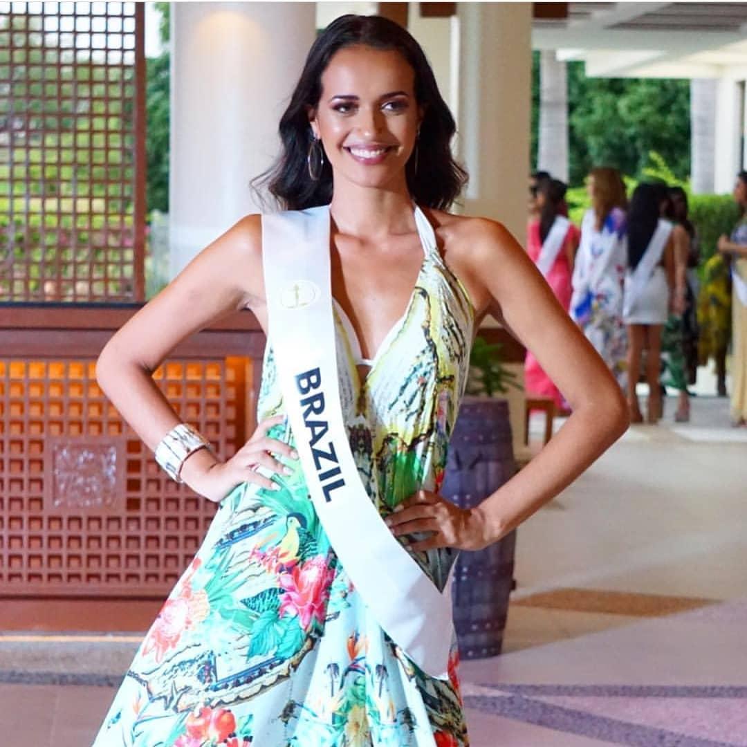 flavia polido, miss supranational abcd 2020/miss brasil intercontinental 2018-2019. - Página 3 49907510