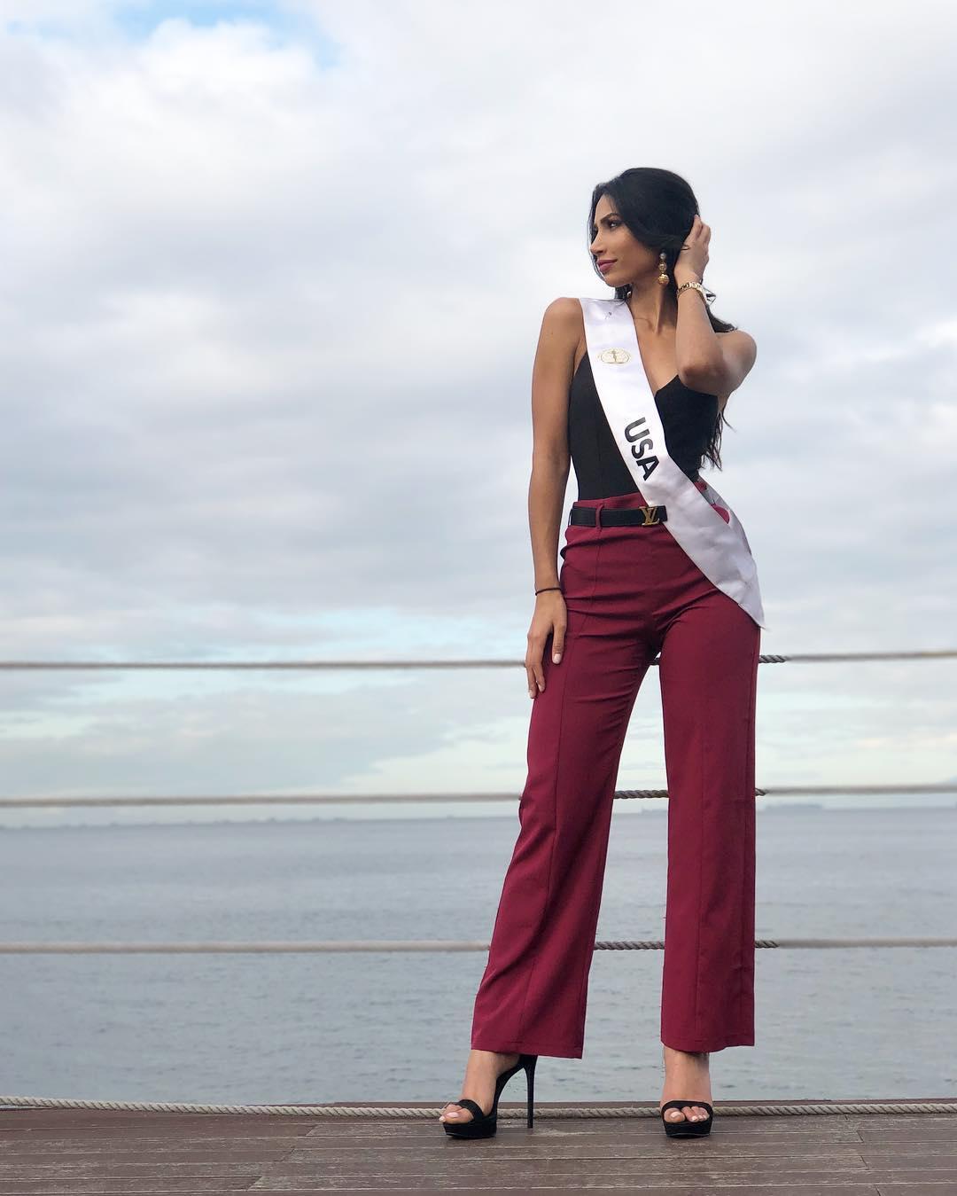 marianny egurrola, top 20 de miss intercontinental 2018-2019. - Página 6 49933812