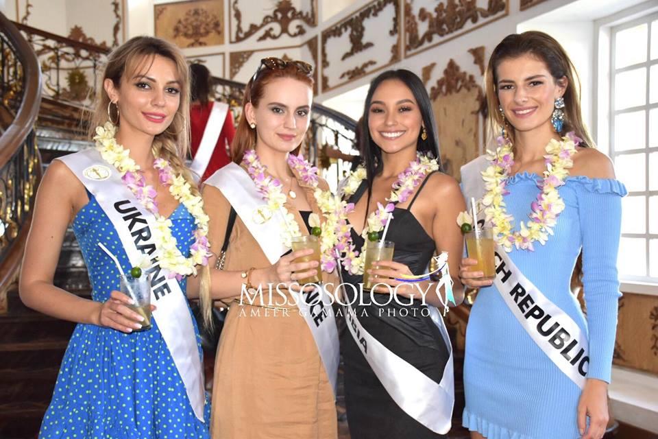 hillary hollman, 3rd runner-up de miss intercontinental 2018-2019. - Página 4 49947411
