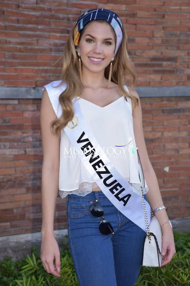 gina bitorzoli, miss intercontinental venezuela 2018-2019. - Página 2 49949410