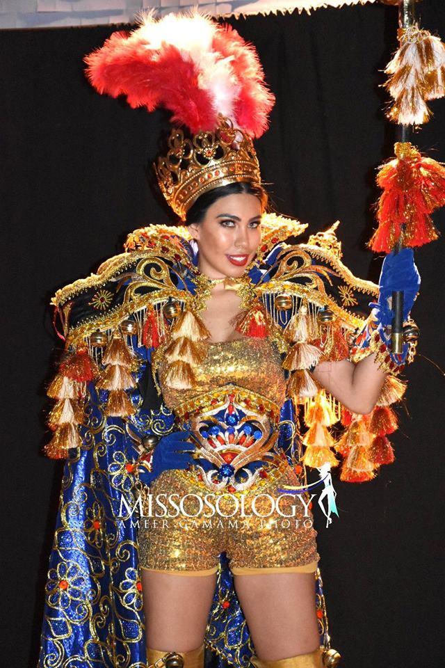 giuliana valenzuela, miss intercontinental peru 2018-2019. - Página 4 50019010