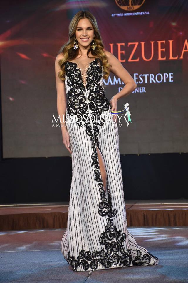 gina bitorzoli, miss intercontinental venezuela 2018-2019. - Página 3 50031810