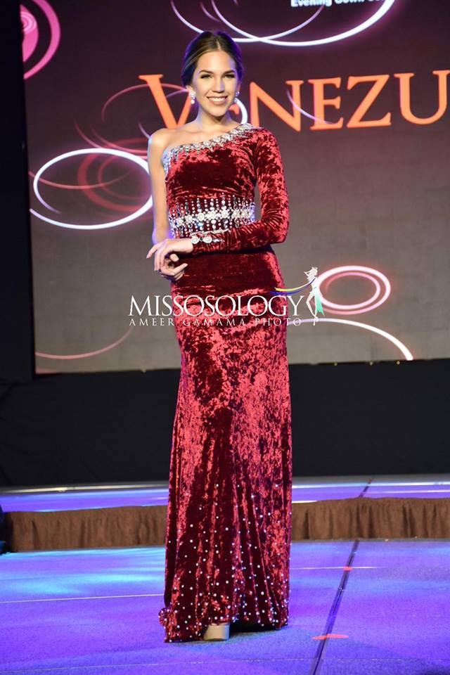 gina bitorzoli, miss intercontinental venezuela 2018-2019. - Página 3 50045910