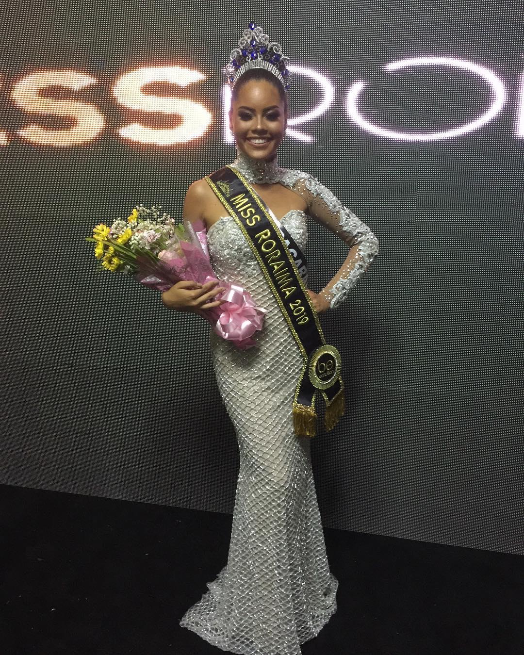natali vitoria, miss roraima mundo 2020/top 15 de miss brasil universo 2019 /miss brasil teen universe 2017. primeira miss negra a vencer o miss roraima. - Página 8 50049711