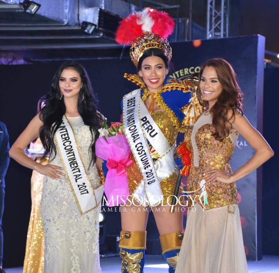 giuliana valenzuela, miss intercontinental peru 2018-2019. - Página 3 50104210