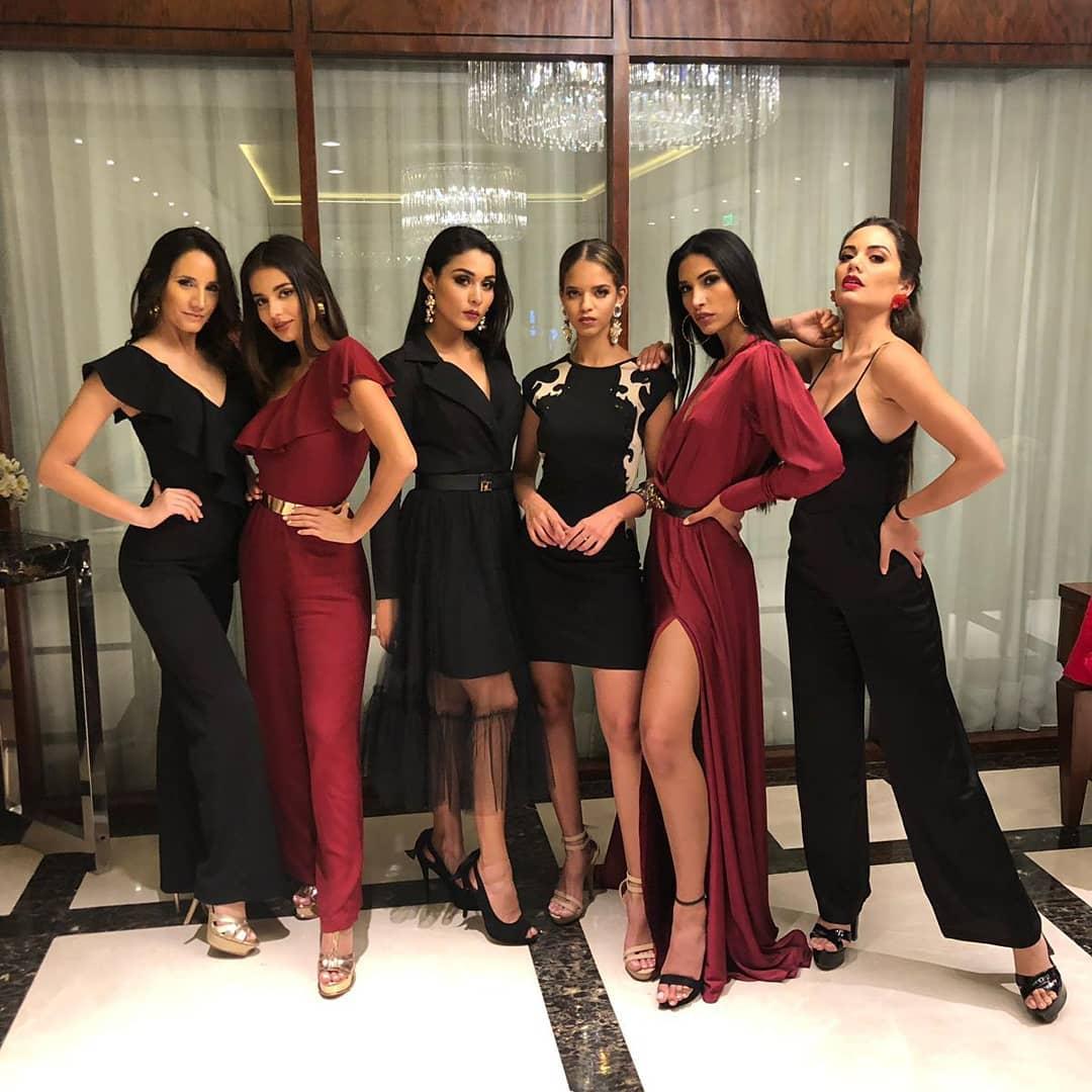 marianny egurrola, top 20 de miss intercontinental 2018-2019. - Página 5 50122710